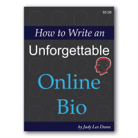 how to write an unforgettable online bio