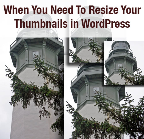 regenerate thumbnails in WordPress