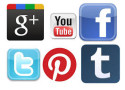 some social icons