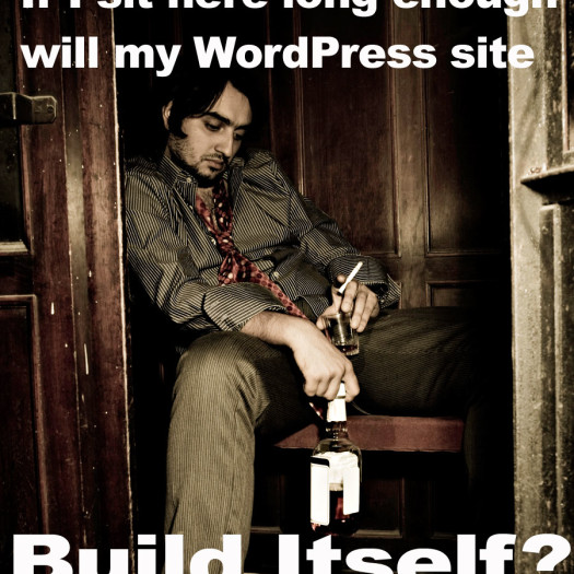 WordPress Procrastination