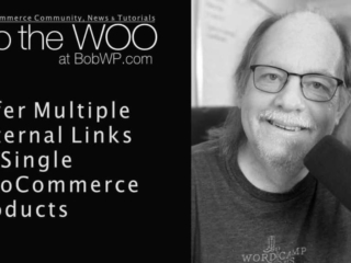 Created Multiple Affiliate or Retailer Links on WooCommerce