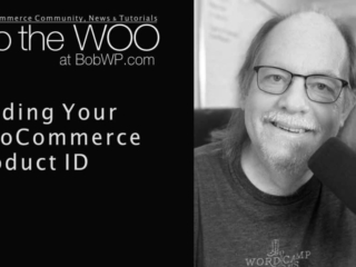 Find your product ID in WooCommerce
