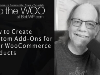 Create Add Ons for Your WooCommerce Products