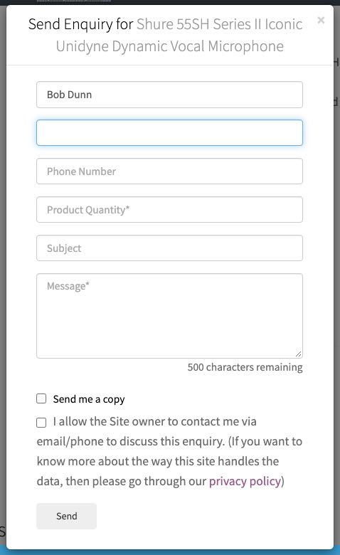 , Get Quote Requests and Product Questions Easily on WooCommerce, Rojak WP